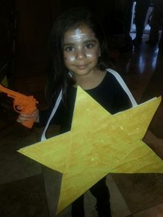 Shooting star costume made with velcro halloween image result for nativity star costume diy solutioingenieria Image collections
