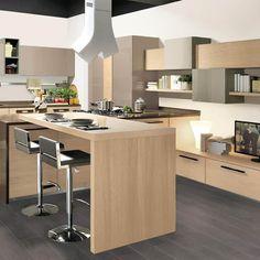 BRAVA - Cucina Lube Moderna | Pinterest | Kitchens, Kitchen design ...