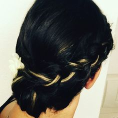 Long Hair Styles, Beauty, Braided Hairstyle, Braid, Long Hair Hairdos, Cosmetology, Long Hairstyles, Long Haircuts, Long Hair Dos