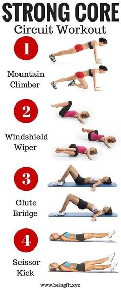 Core Exercises #yogaweightloss
