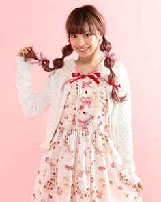 透かし編みニットカーディガン|渋谷109で人気のガーリーファッション リズリサ公式通販