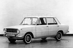 Fiat 124 _ prototipo