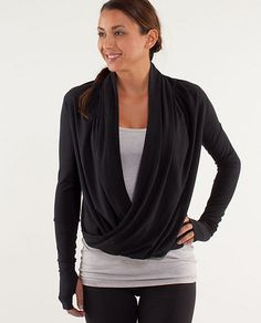 Lululemon Iconic Sweater Wrap Review 56