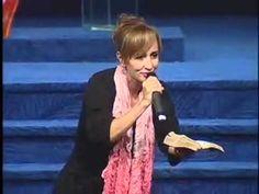 No te Distraigas. Pastora Rebeca de Bertucci (Jóvenes en Fuego) (Miércoles 11-04-2012)