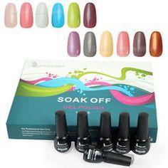 Pastil Colour UV Soak Off Polish From MissLipLash Soak Off Gel, Nail Tech, Gel Polish, Nails, Colour, Finger Nails, Color, Ongles, Gel Nail Varnish