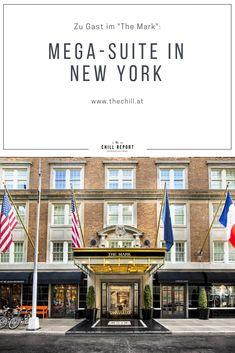 The Mark Hotel New York: Ein Haus der Superlative - The Chill Report Hotel New York, Hotel Reviews, Chill, Mansions, Luxury, House Styles, Beautiful, Viajes, House