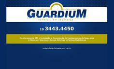 Guardium Segurança Eletrônica