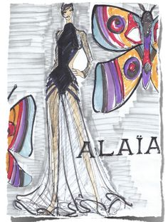 Alaia by Beatrice Brandini www.beatricebrandini.it