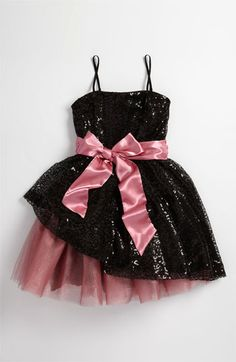 Un Deux Trois Sequin Dress (Big Girls) available at African Dresses For Kids, Dresses Kids Girl, Cute Dresses, Girl Outfits, Girls Frock Design, Baby Dress Design, Baby Girl Dress Patterns, Kids Dress Wear, Kids Gown