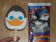 Penguins ice cream.