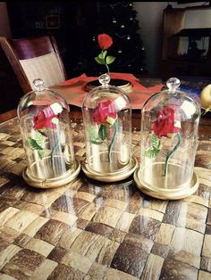 4 x 7 Glass On Bamboo Wood Completely Handcrafted Choice of Base Color*