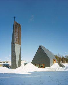 Kuokkala Church; Jyväskylä, Finland / Lassila Hirvilammi Architects © Jussi Tiainen