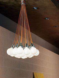 light bulb cluster