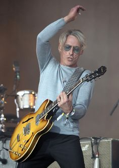 Less than a year after the release of his acclaimed album A Kind Revolution, Paul Weller says he has a new record almost ready to go. Mod Music, Music Lyrics, The Style Council, Yes Man, Paul Weller, British Rock, Mod Fashion, Trust, Guitar Players