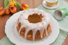 Zesty Spring Treat: Glazed Orange Zest Bundt Cake