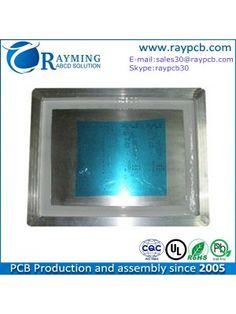 0.1MM SMT stencil printer solder paste pcb screen printer LED stencil printer