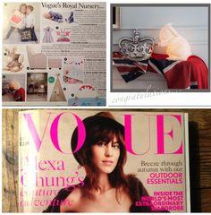 Vogue | White Rabbit England Blog http://www.whiterabbitengland.com/blog