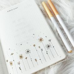 Lil close-up on my brain dump spread! Hope you guys have had a good week so f Bullet journal ideen Planner Bullet Journal, Bullet Journal Notebook, Bullet Journal Themes, Bullet Journal Spread, Bullet Journal Inspo, Bullet Journal Layout, Brain Dump Bullet Journal, Bullet Journal Inspiration Creative, Bullet Journal Minimalist