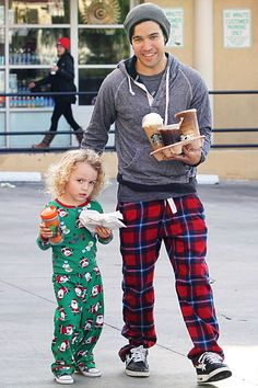 Pete Wentz & Bronx rock PJs I just want a man like pete. he's my perfect human specimen. absolutely gorgeous in every way!!