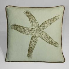 Tropical Decor Pillows & Throws