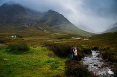 Scotland Couples Portraits at Skyfall! Join our facebook fanpage https://www.facebook.com/Rowell.Photography?ref=stream
