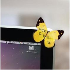 Buy 'Cute Essentials – Butterfly Sticky Note' with Free International Shipping at YesStyle.com. Browse and shop for thousands of Asian fashion items from China and more!