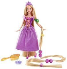 Disney Princess Hairplay Rapunzel Doll Mattel http://www.amazon.com/dp/B00C6Q5XFS/ref=cm_sw_r_pi_dp_kiw1tb1CFY9Z37Y0