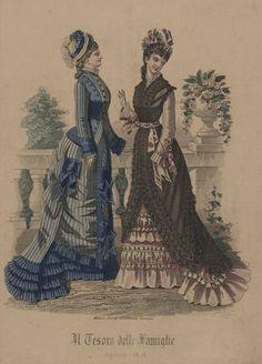 Il Tresoro delle Famiglie 1876