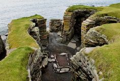 History Of Jarlshof – Thousands Of Years Of History With Traces Of Picts, Vikings And Scots