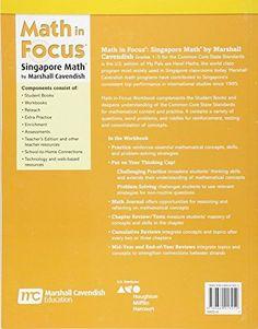 Math in Focus: Singapore Math: Student Workbook, Book B Grade 1