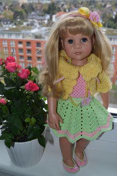 Puppenkleidung für Götz Puppe 45-50 cm, 6 teiliges Set (ohne Götz Puppe) in Spielzeug, Puppen & Zubehör, Sonstige | eBay!