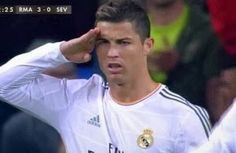 "Joury Blog: Ronaldo responded to Blatter ""Salute"""