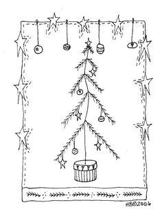 christmastreewithornies