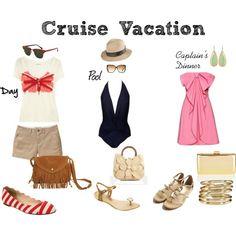 Cruise Vacation clothing ideas ...