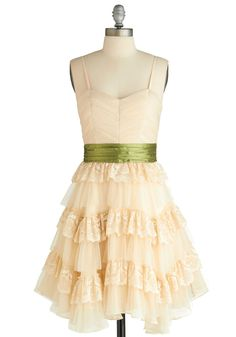 Birthday Magic Dress, #ModCloth. These colors wouldn't quite work on me, but I can dream!