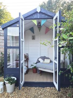 diy garden escape ideas to totally transform your backyard shed