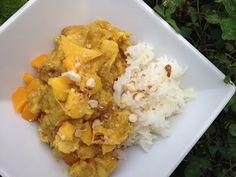 Cuisine Ma-Ligne!: Poulet Korma mangue et noix de cajou ww 8pp