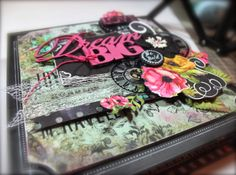 "OHHH SO PRETTY!! With A Grin: NEW ""Dream Big"" Mini Album *KIT* (HURRY Limited Kits)"