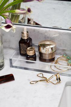 Secrets to beautiful skin: Advanced Night Repair and Revitalizing Supreme
