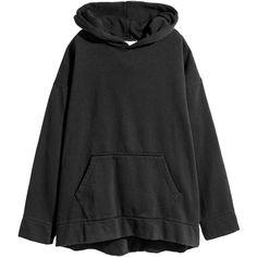 Oversized Hooded Sweatshirt $49.99 (865 ARS) ❤ liked on Polyvore featuring tops, hoodies, sweaters, sweatshirts, outerwear, hooded sweatshirt, oversized hooded sweatshirt, long hooded sweatshirt, long hoodie and sweatshirt hoodies