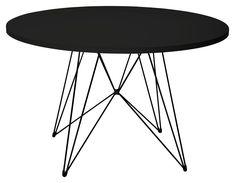 Tisch XZ3 rund - Ø 120 cm, Schwarz - Ø 120 cm von Magis finden Sie bei Made In Design, Ihrem Online Shop für Designermöbel, Leuchten und Dekoration.