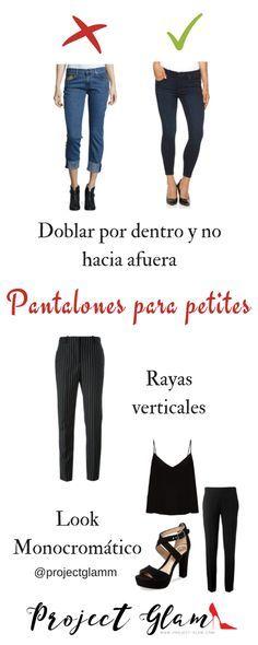 Pantalones para mujeres petites — Project Glam