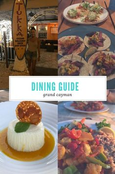 Restaurants in Grand