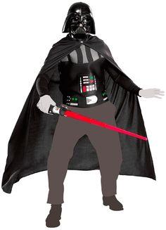 Déguisement STAR WARS - Dark Vador Costume