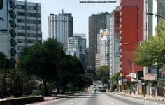 Av. Consolação - São Paulo