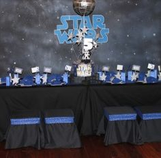 Star Wars Party Ideas and Free Downloads