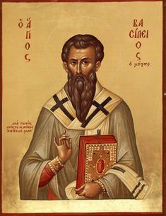 Read about some of the major saints of the early Christian Church. How did they impact the development of the church and why were they so important? Orthodox Prayers, Orthodox Christianity, Saint Gregory, John Chrysostom, Learning To Pray, St Basil's, Byzantine Art, Byzantine Icons, Saints