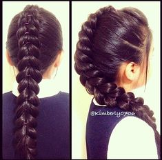 Pull Through Braid for Kids