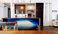 Kitchen - industrial - kitchen - toronto - by Andrew Snow Photography