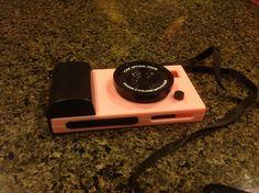 Cute camera I phone case